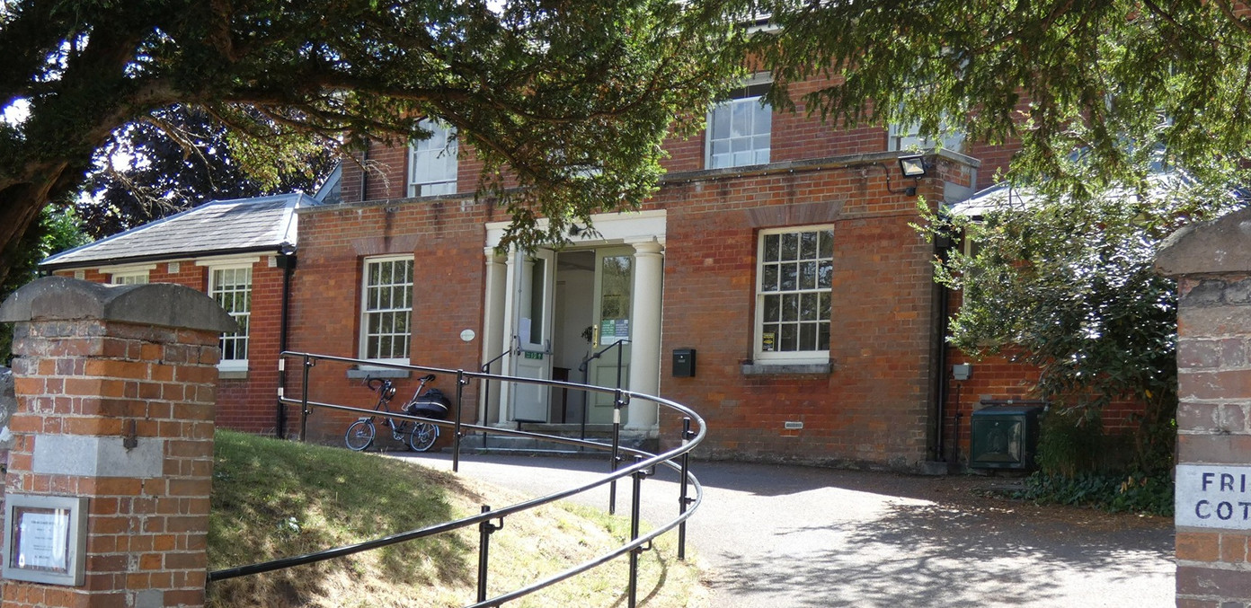 Dorking Quaker Meeting House